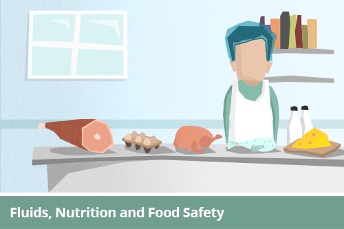 Fluids, Nutrition and Food Safety