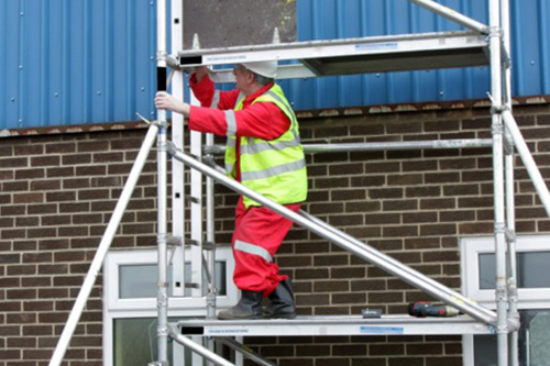 Working at Height: Scaffold and Scaffold Towers (RoSPA Approved)