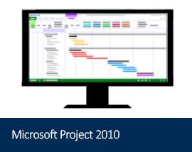 Microsoft Project Range
