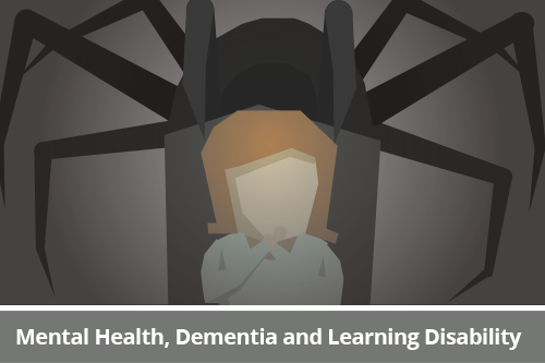 Mental Health, Dementia and Learning Disability