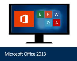Microsoft Office 2013 Range